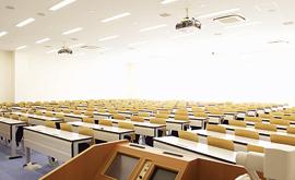 チャペル兼250人教室